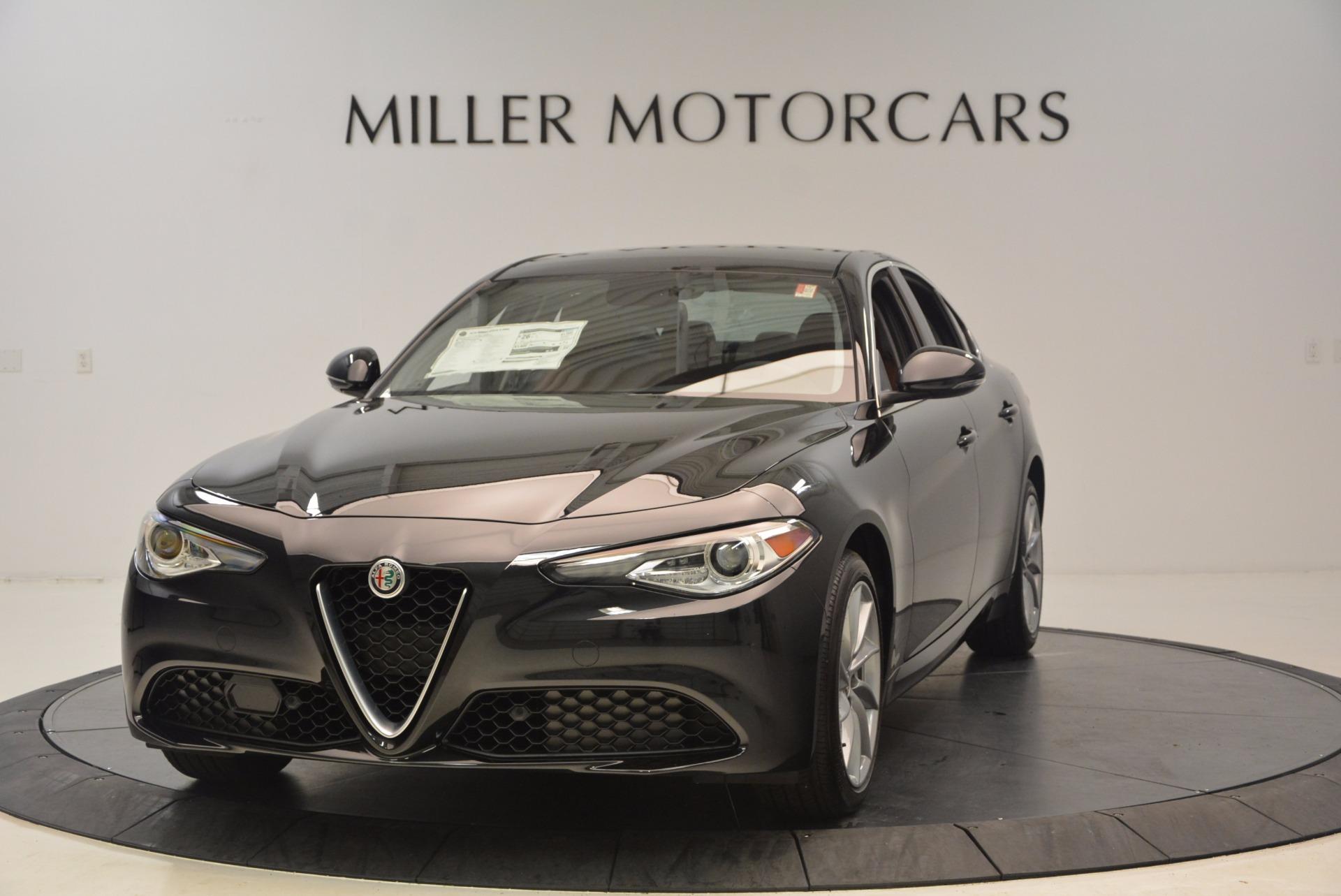 New 2017 Alfa Romeo Giulia Ti Q4 For Sale In Westport, CT 1244_main