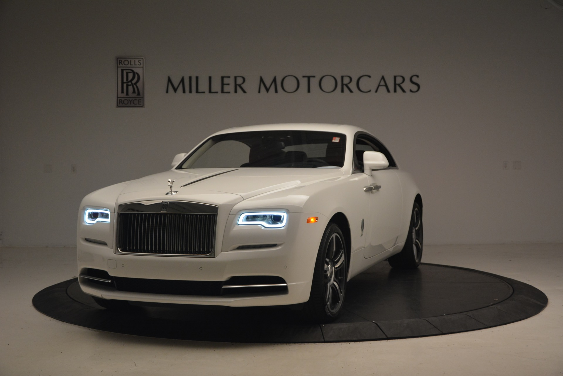 Used 2017 Rolls-Royce Wraith  For Sale In Westport, CT 1247_main