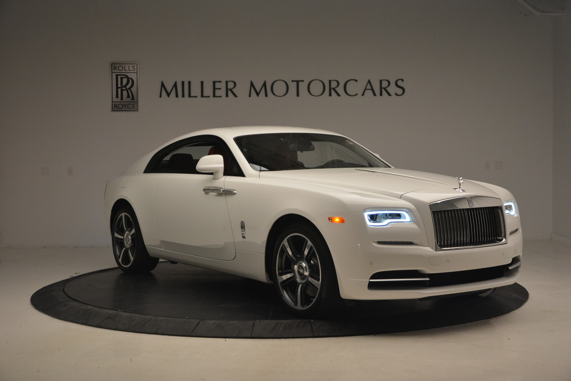 Used 2017 Rolls-Royce Wraith  For Sale In Westport, CT 1247_p11