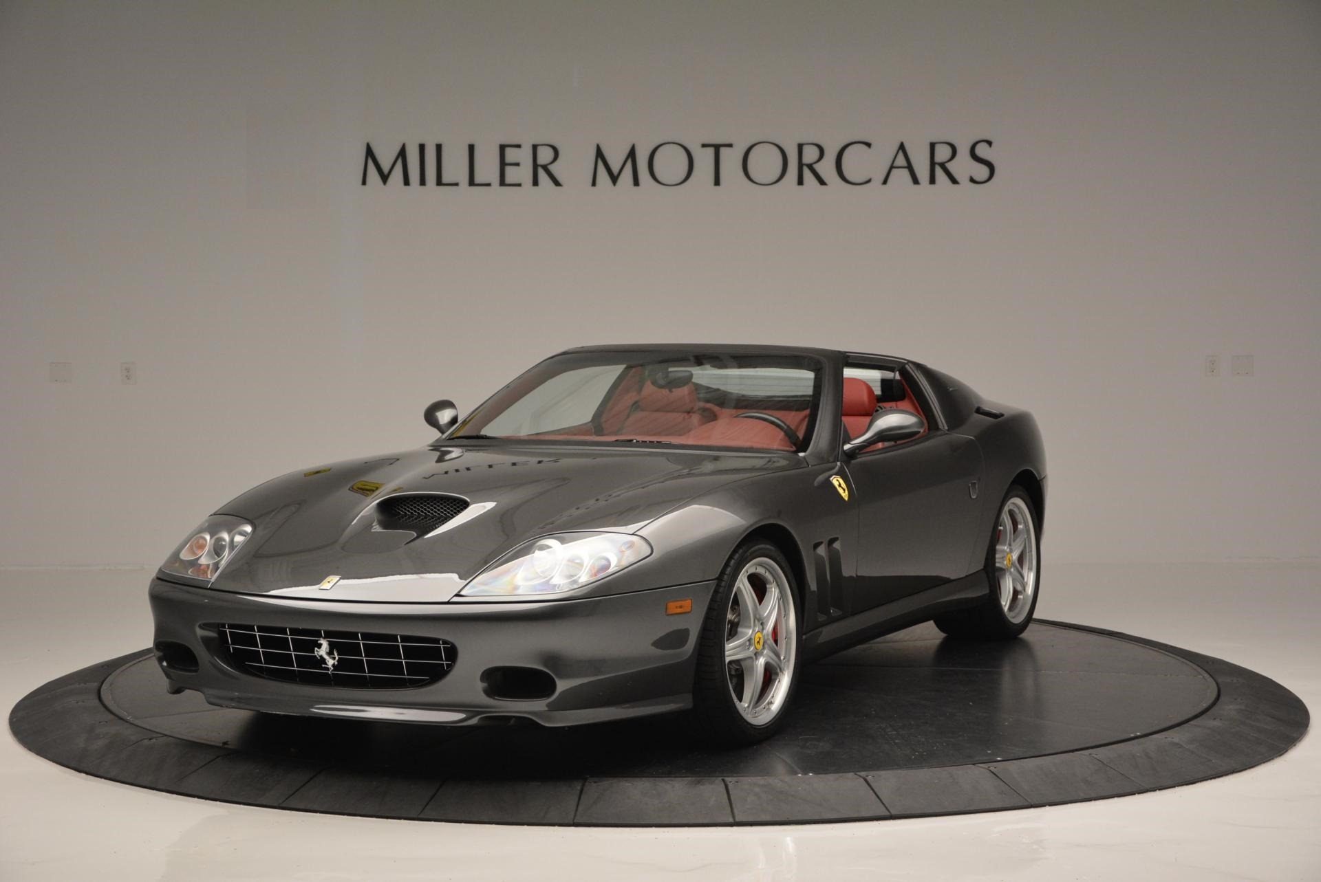 Used 2005 Ferrari Superamerica  For Sale In Westport, CT 125_main