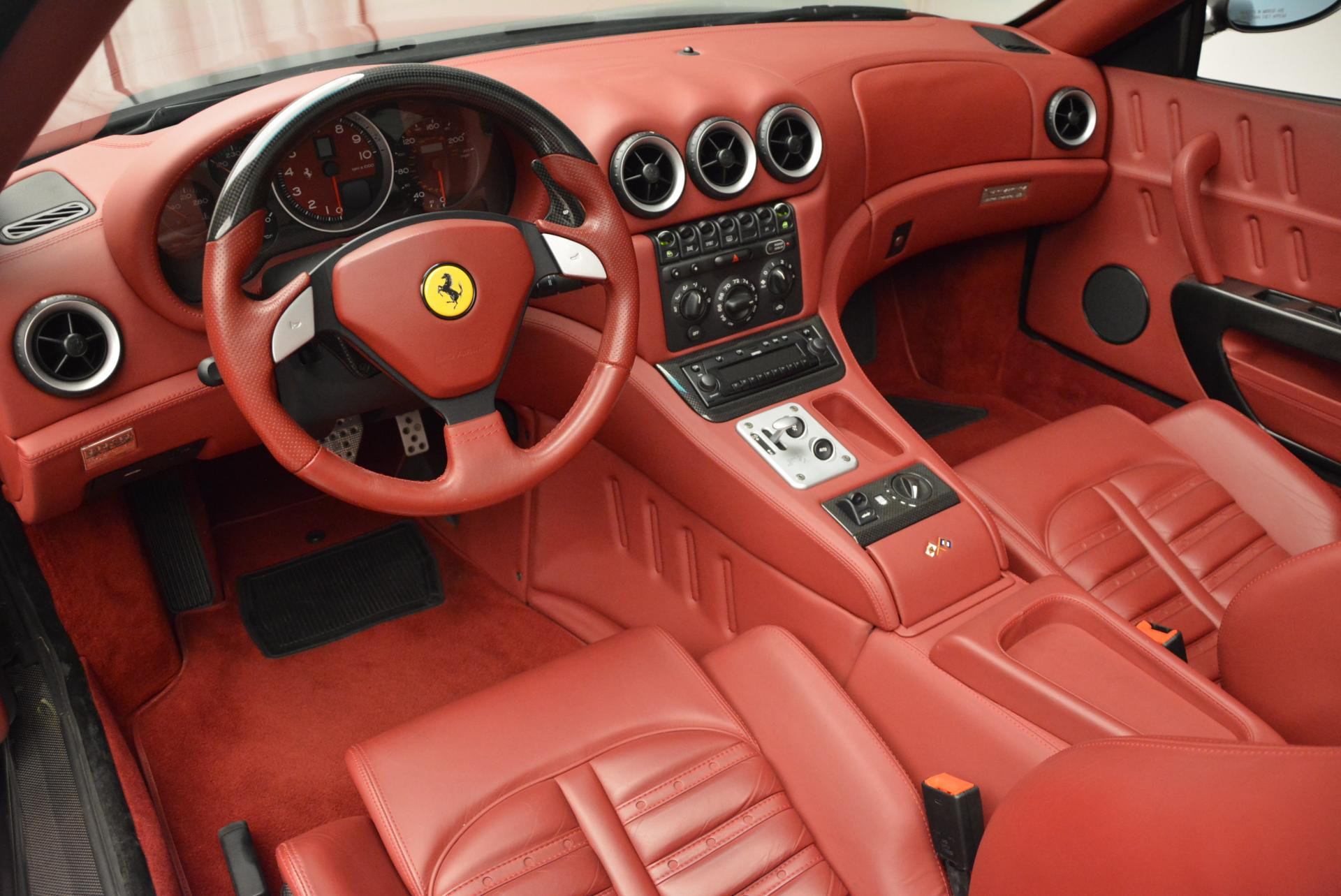 Used 2005 Ferrari Superamerica  For Sale In Westport, CT 125_p25