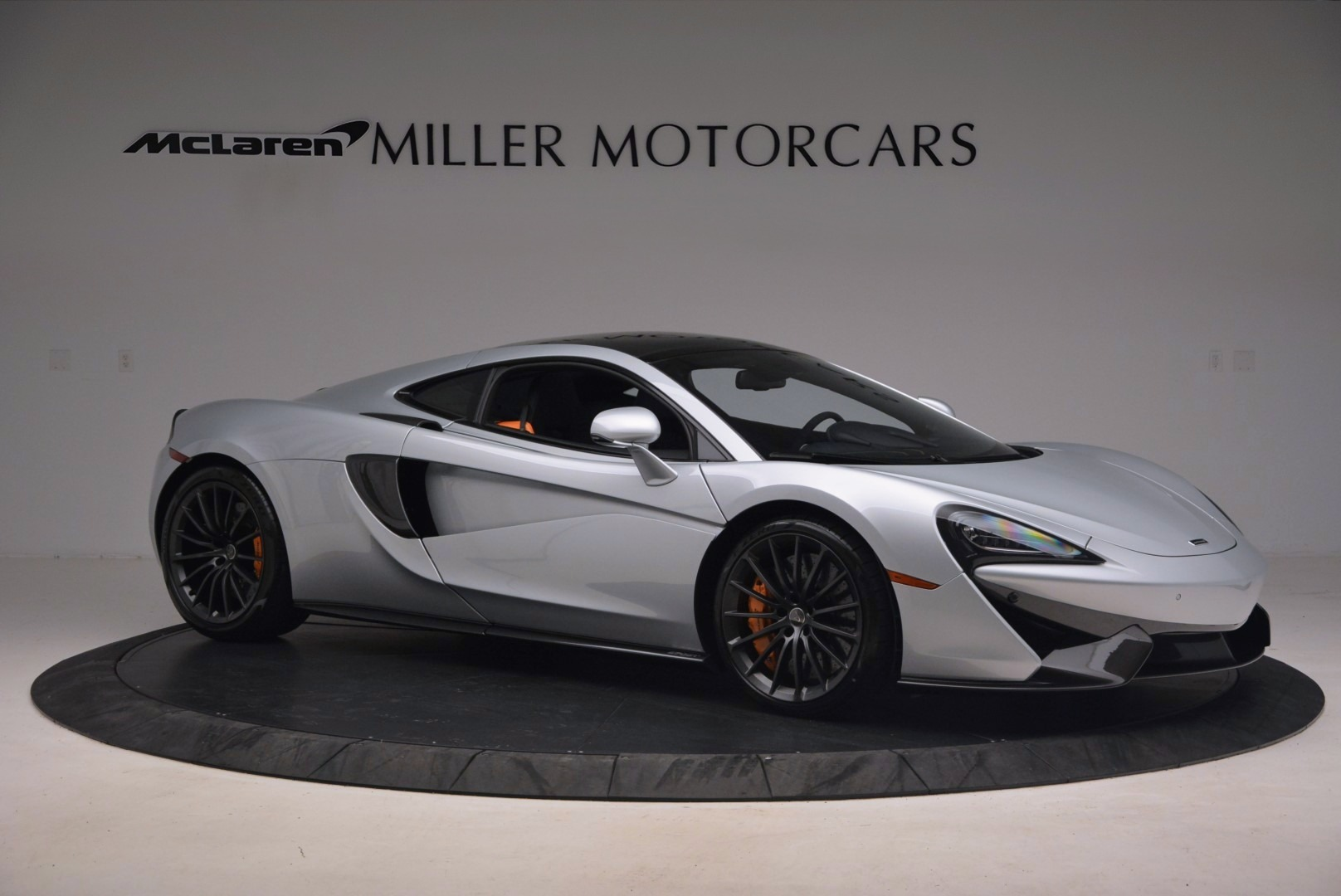 Used 2017 McLaren 570GT  For Sale In Westport, CT 1254_p10