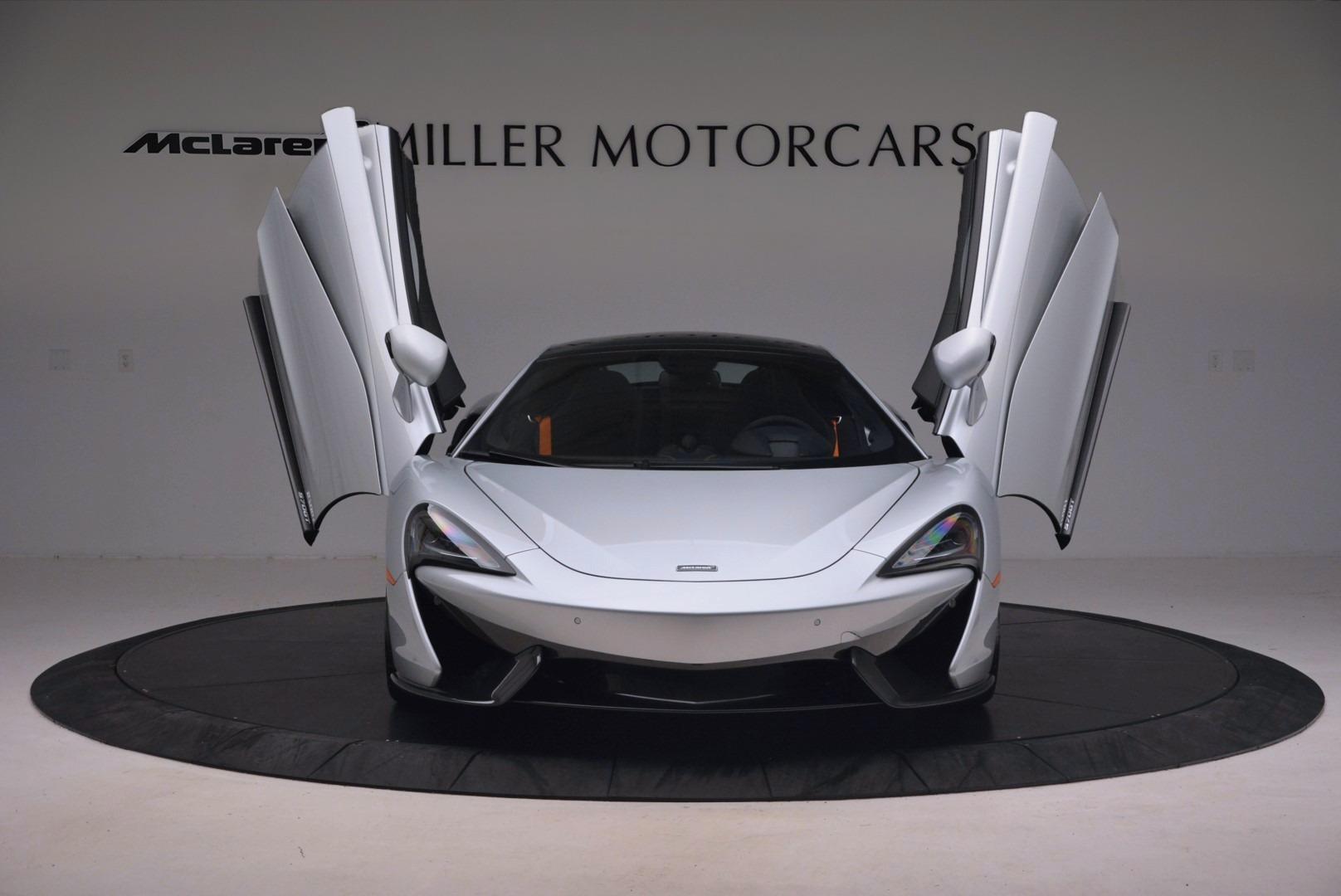 Used 2017 McLaren 570GT  For Sale In Westport, CT 1254_p13