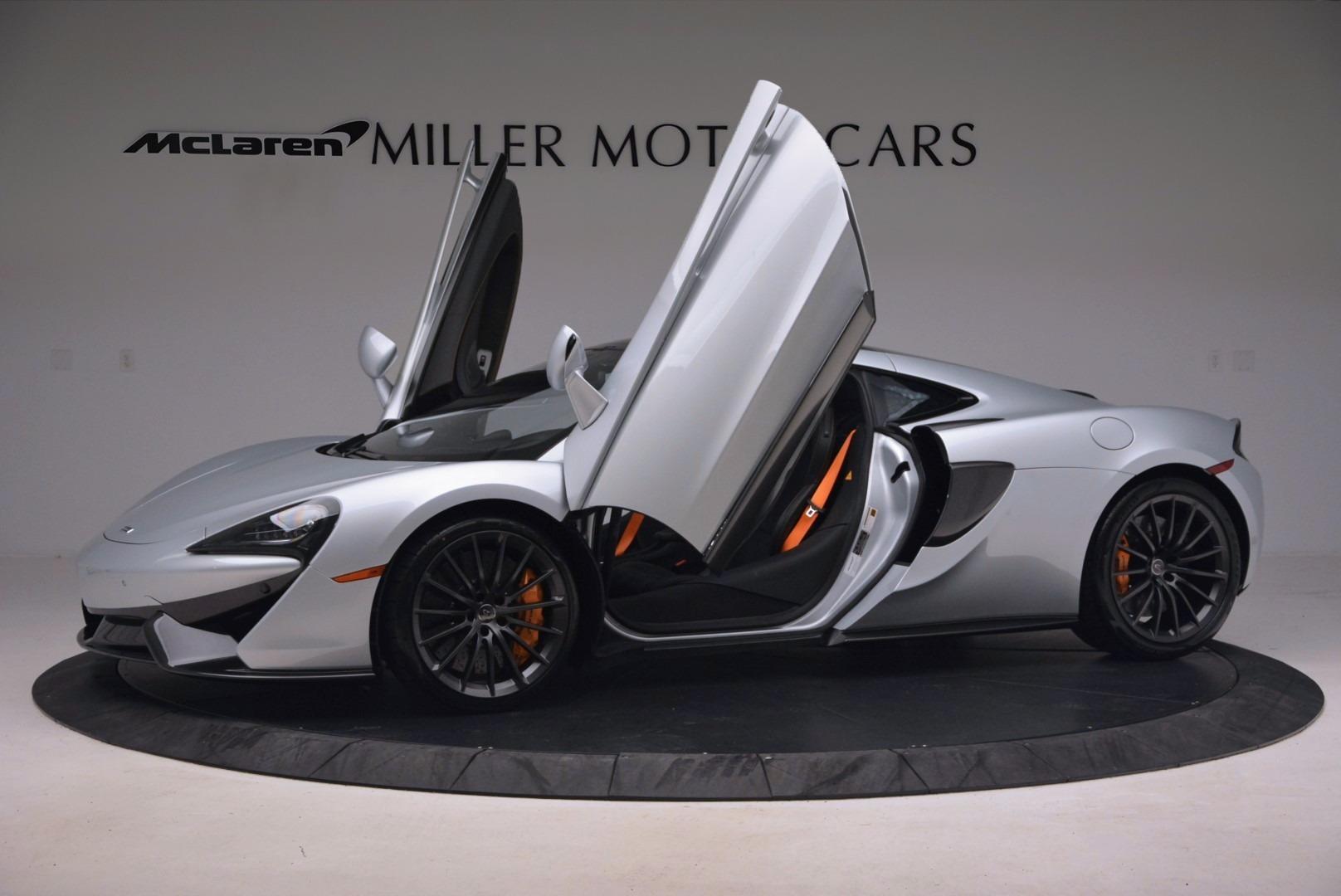 Used 2017 McLaren 570GT  For Sale In Westport, CT 1254_p14