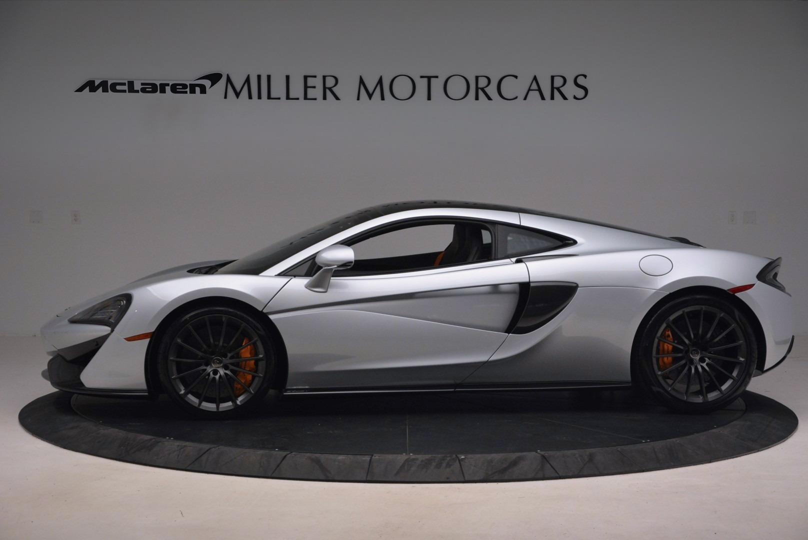 Used 2017 McLaren 570GT  For Sale In Westport, CT 1254_p3
