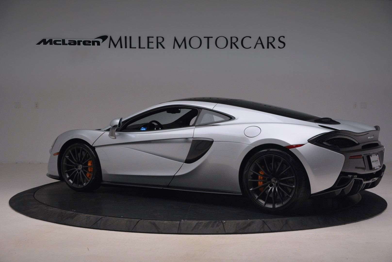 Used 2017 McLaren 570GT  For Sale In Westport, CT 1254_p4