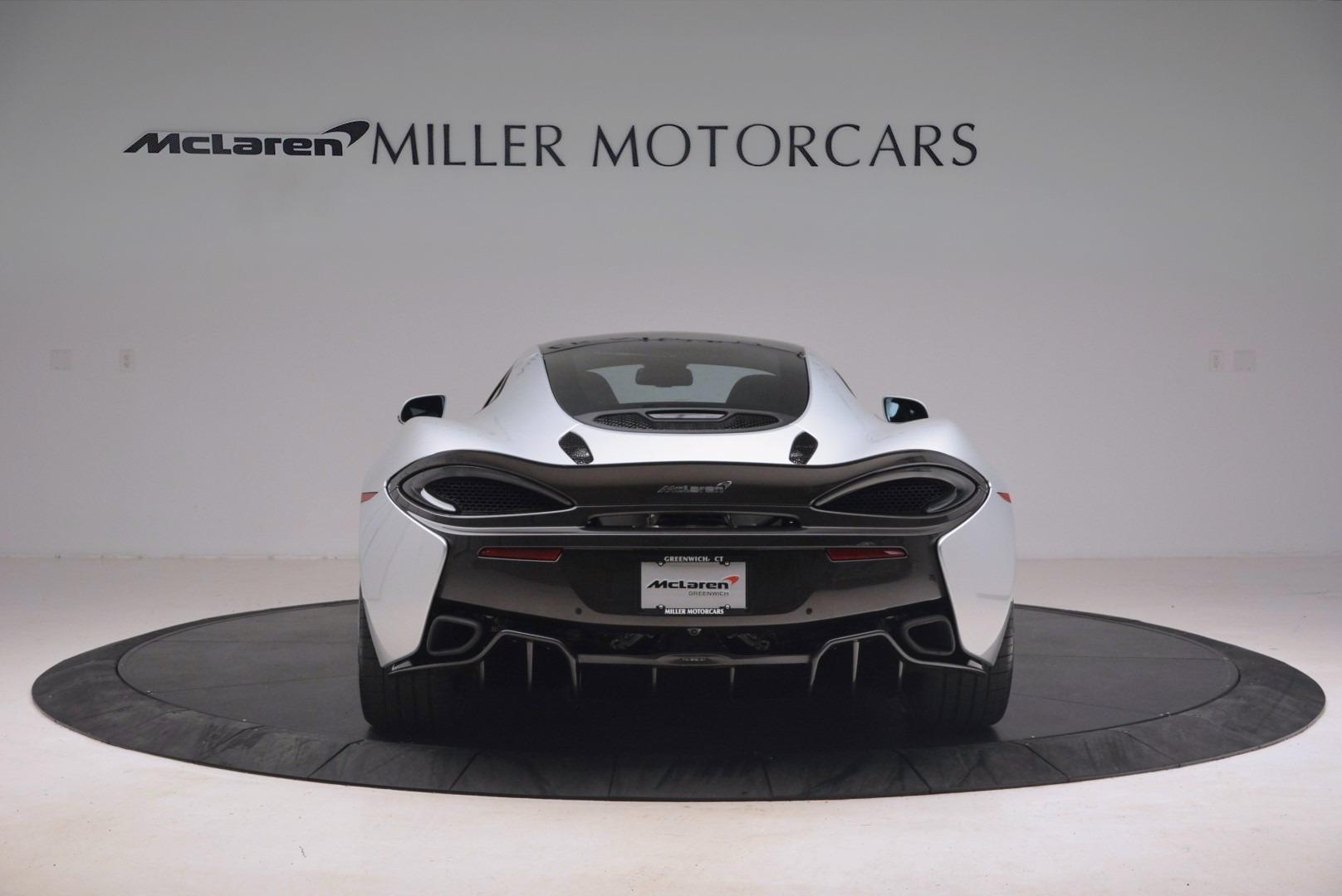 Used 2017 McLaren 570GT  For Sale In Westport, CT 1254_p6