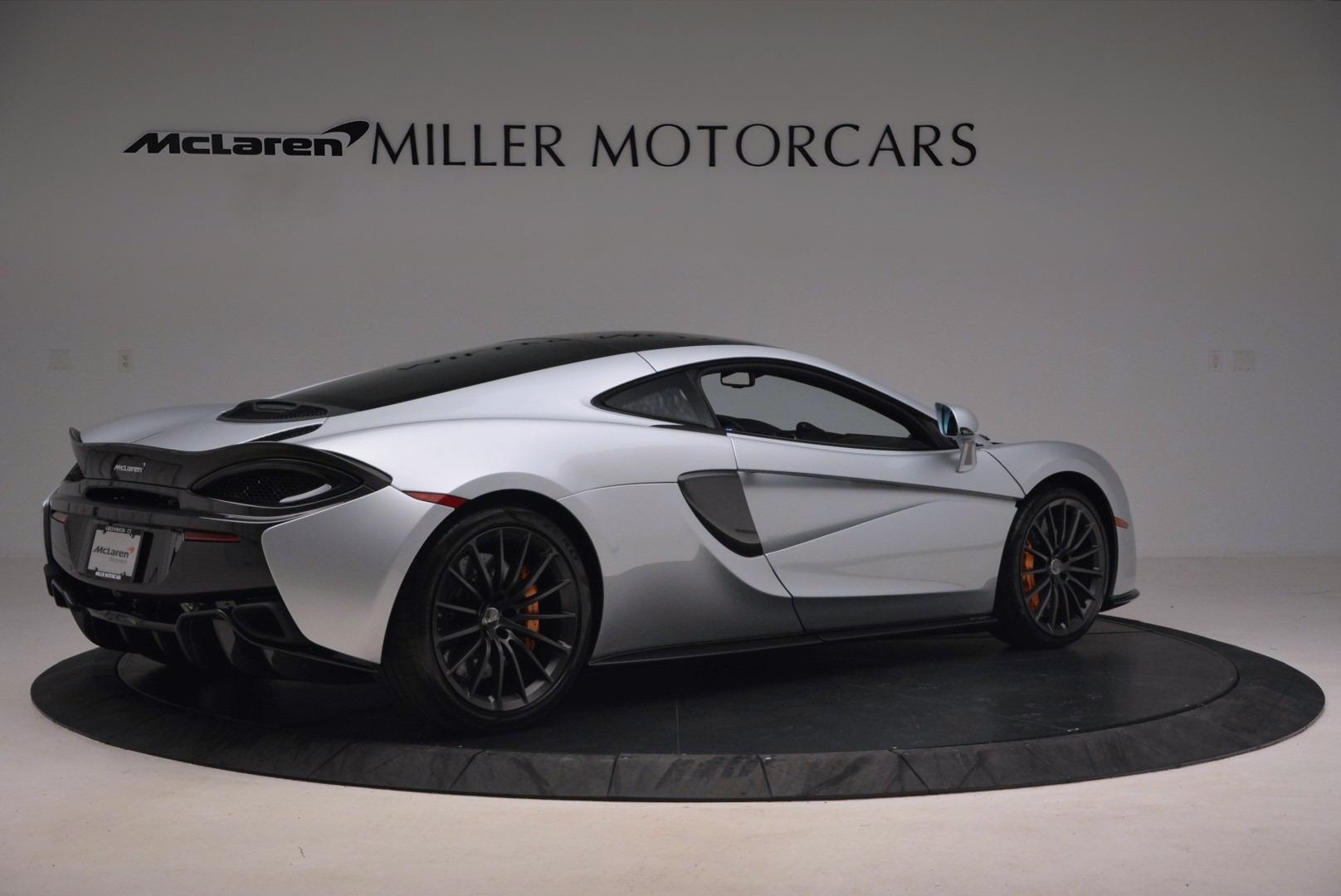 Used 2017 McLaren 570GT  For Sale In Westport, CT 1254_p8