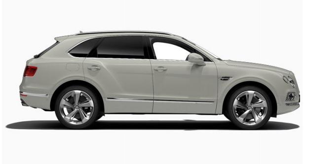Used 2017 Bentley Bentayga  For Sale In Westport, CT 1257_p3