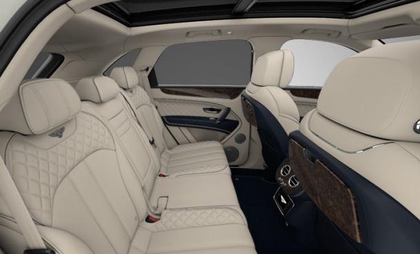 Used 2017 Bentley Bentayga  For Sale In Westport, CT 1257_p7
