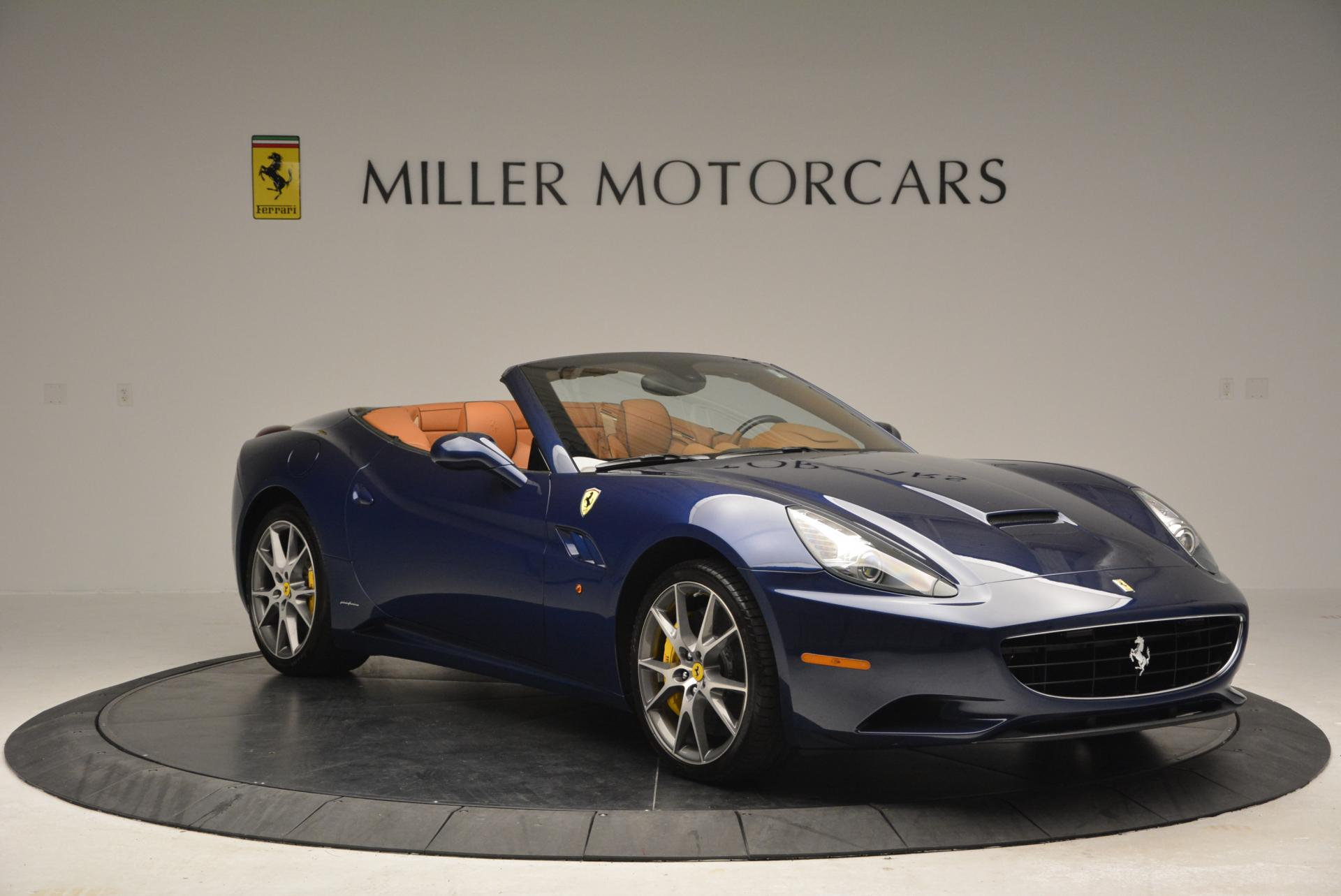 Used 2010 Ferrari California  For Sale In Westport, CT 126_p11