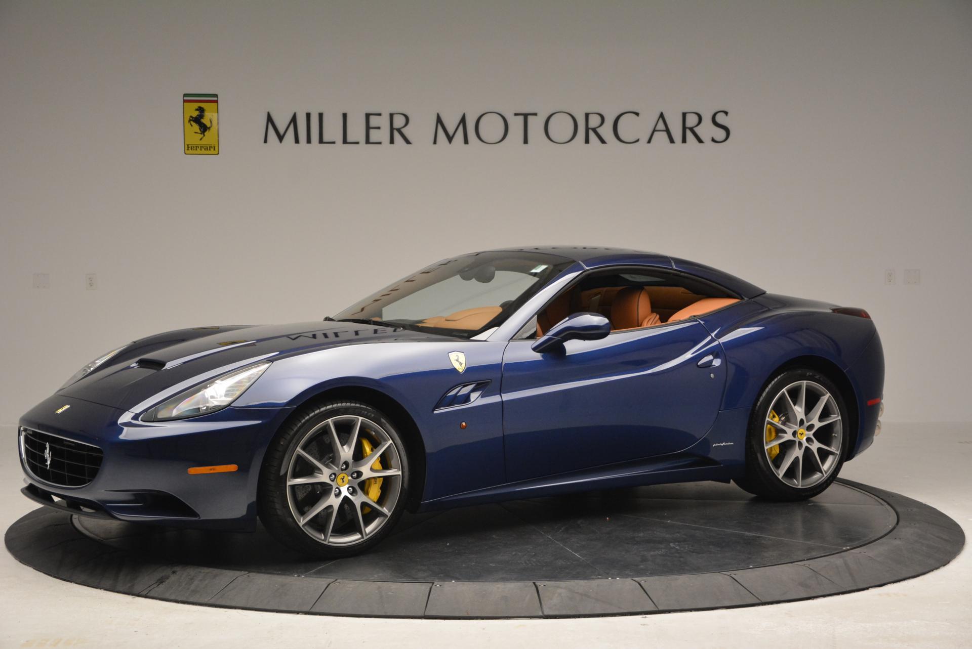 Used 2010 Ferrari California  For Sale In Westport, CT 126_p14