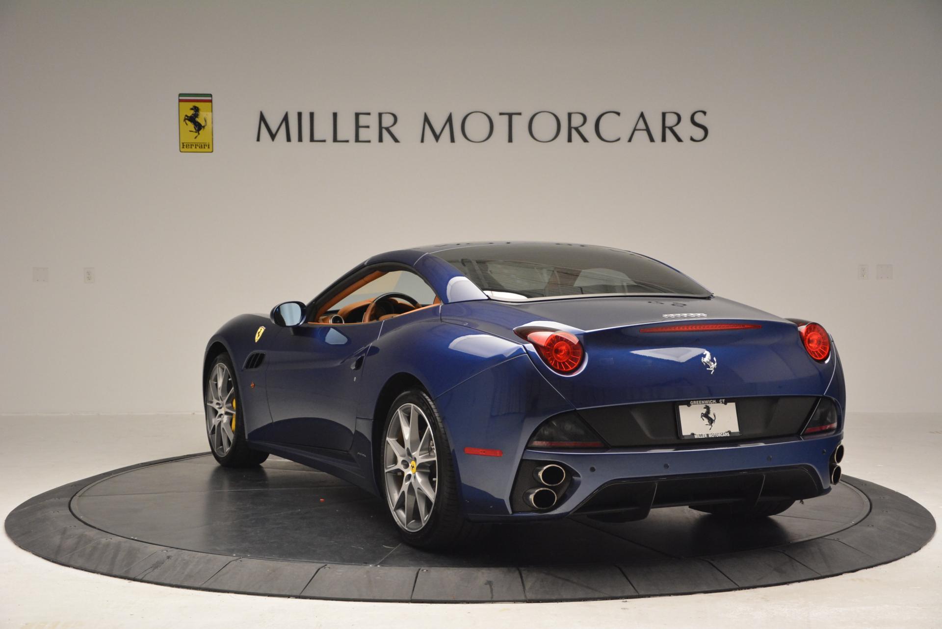 Used 2010 Ferrari California  For Sale In Westport, CT 126_p17