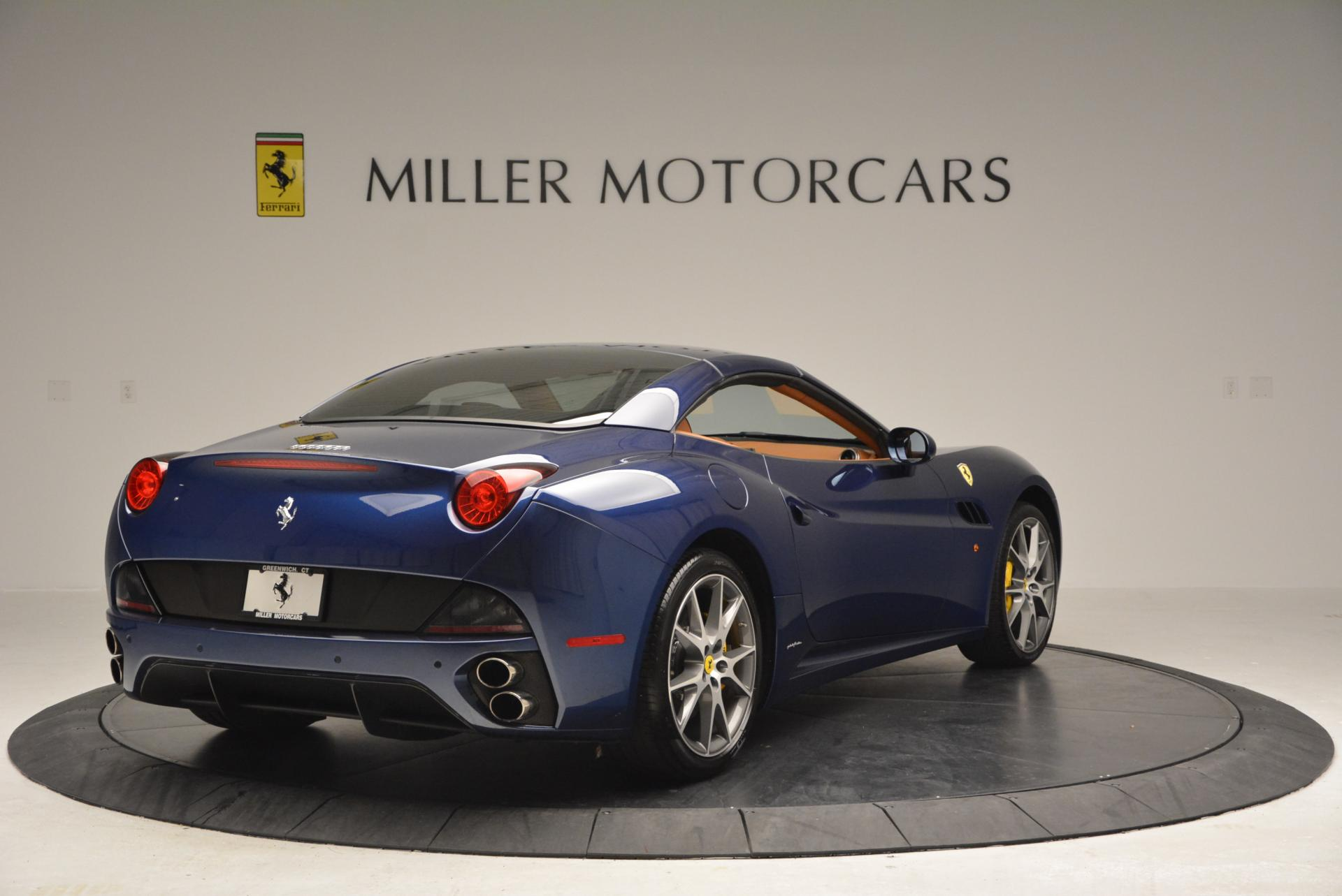 Used 2010 Ferrari California  For Sale In Westport, CT 126_p19