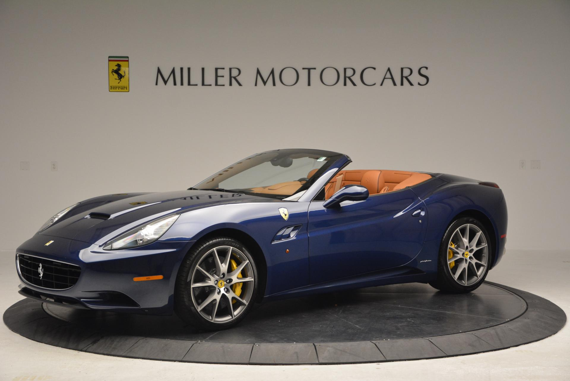 Used 2010 Ferrari California  For Sale In Westport, CT 126_p2