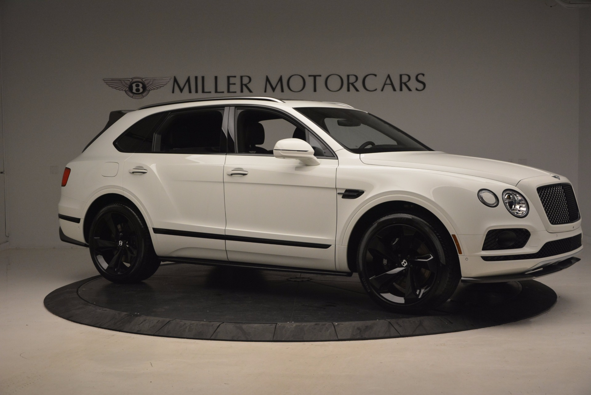 New 2018 Bentley Bentayga Black Edition For Sale In Westport, CT 1260_p10