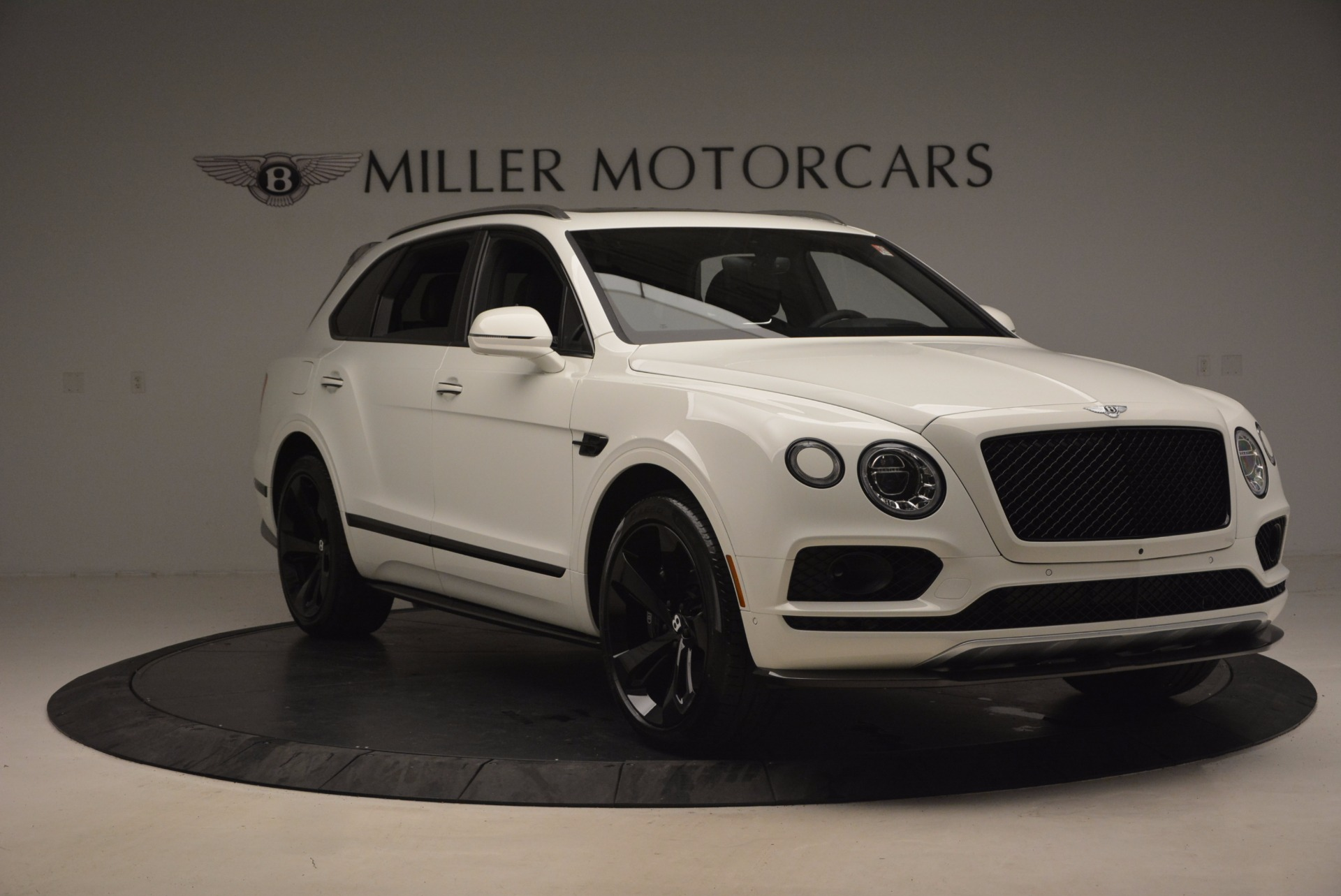 New 2018 Bentley Bentayga Black Edition For Sale In Westport, CT 1260_p11