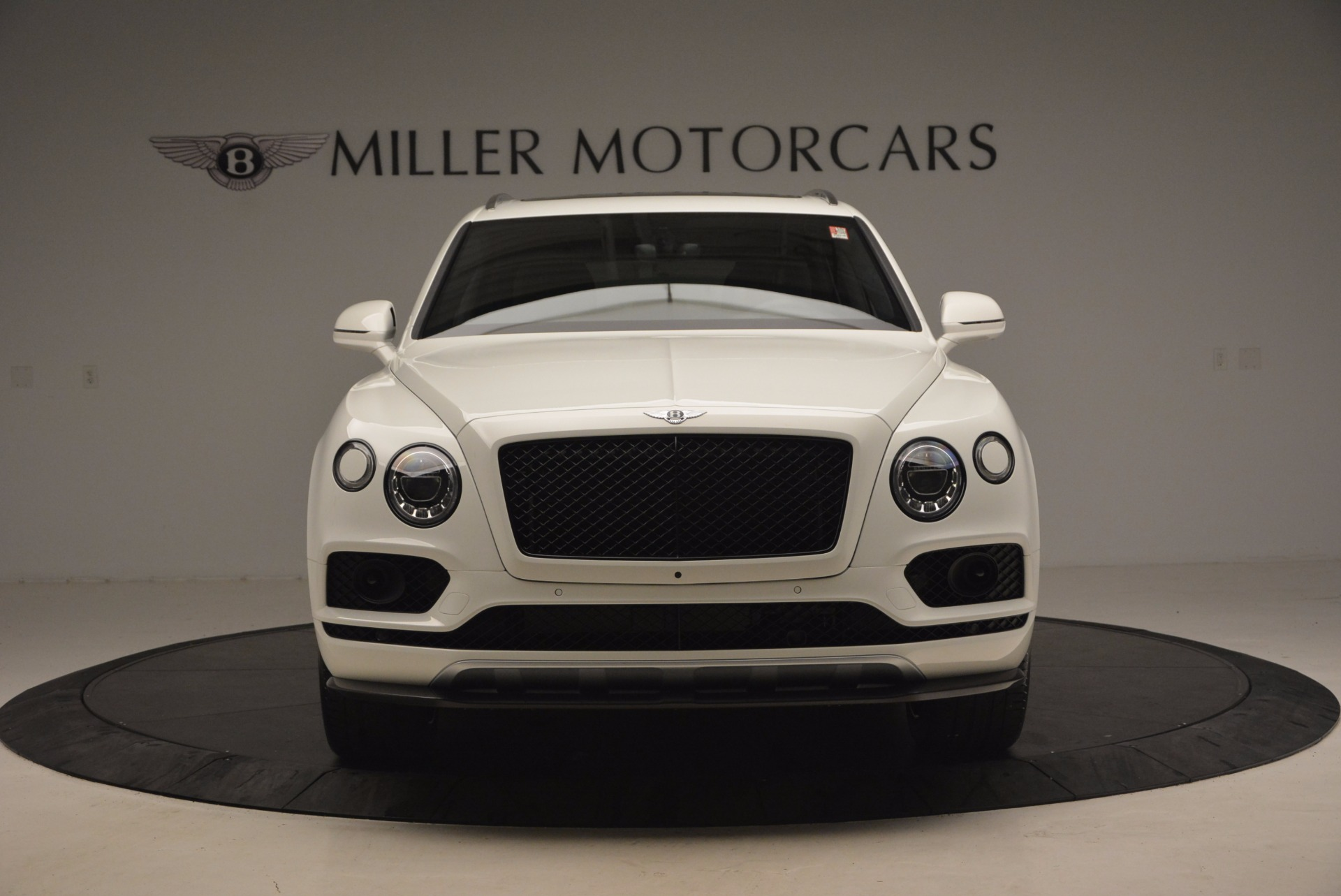 New 2018 Bentley Bentayga Black Edition For Sale In Westport, CT 1260_p12