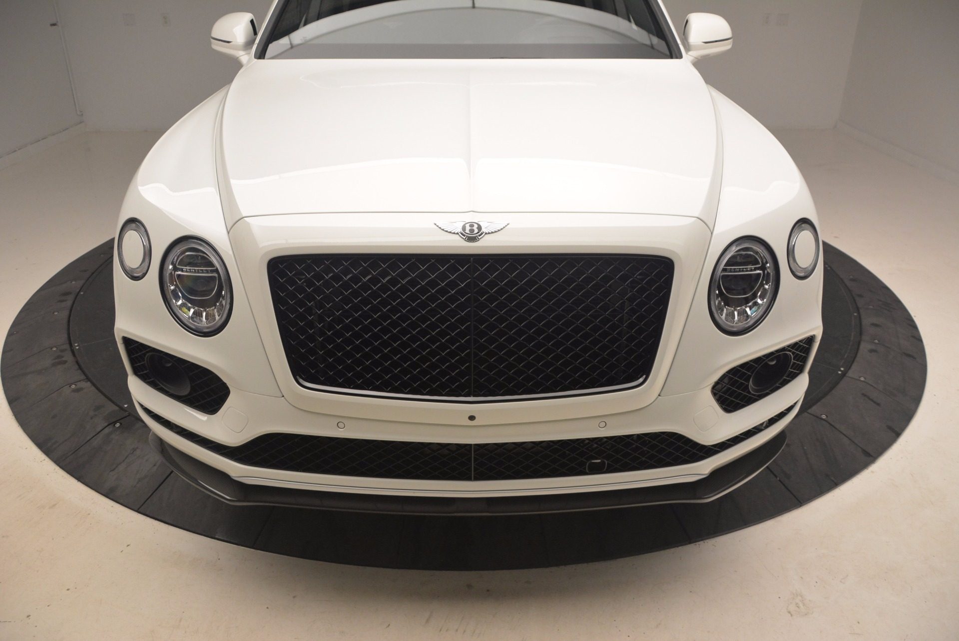 New 2018 Bentley Bentayga Black Edition For Sale In Westport, CT 1260_p13