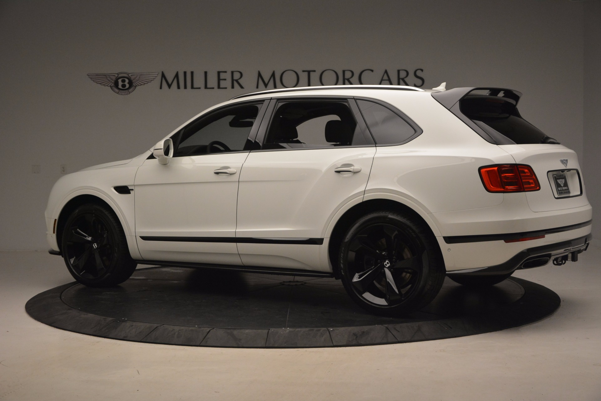 New 2018 Bentley Bentayga Black Edition For Sale In Westport, CT 1260_p3
