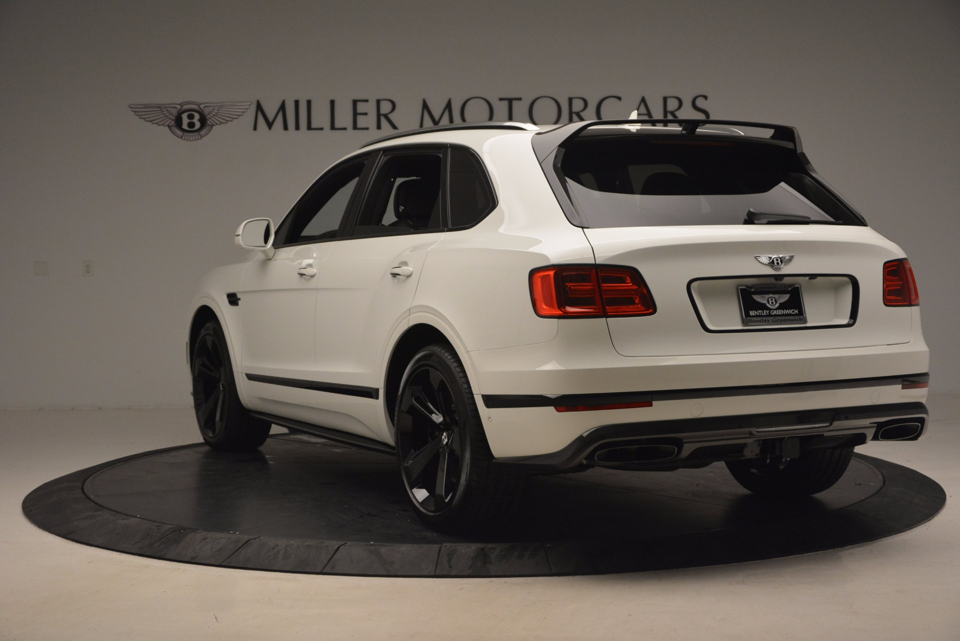New 2018 Bentley Bentayga Black Edition For Sale In Westport, CT 1260_p5