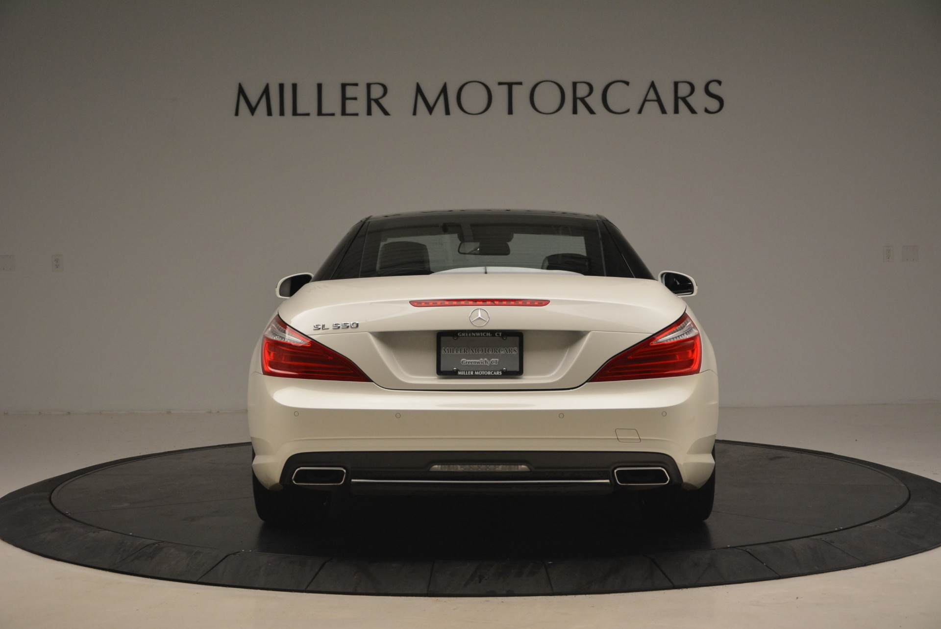 Used 2015 Mercedes Benz SL-Class SL 550 For Sale In Westport, CT 1261_p20