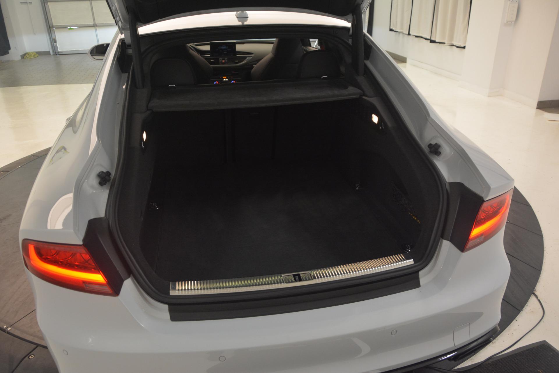 Used 2014 Audi RS 7 4.0T quattro Prestige For Sale In Westport, CT 1262_p18