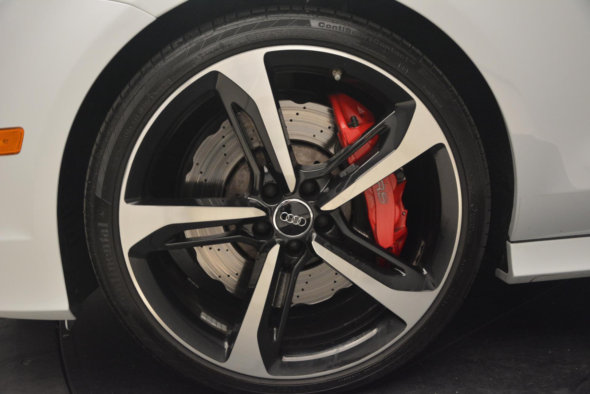 Used 2014 Audi RS 7 4.0T quattro Prestige For Sale In Westport, CT 1262_p21