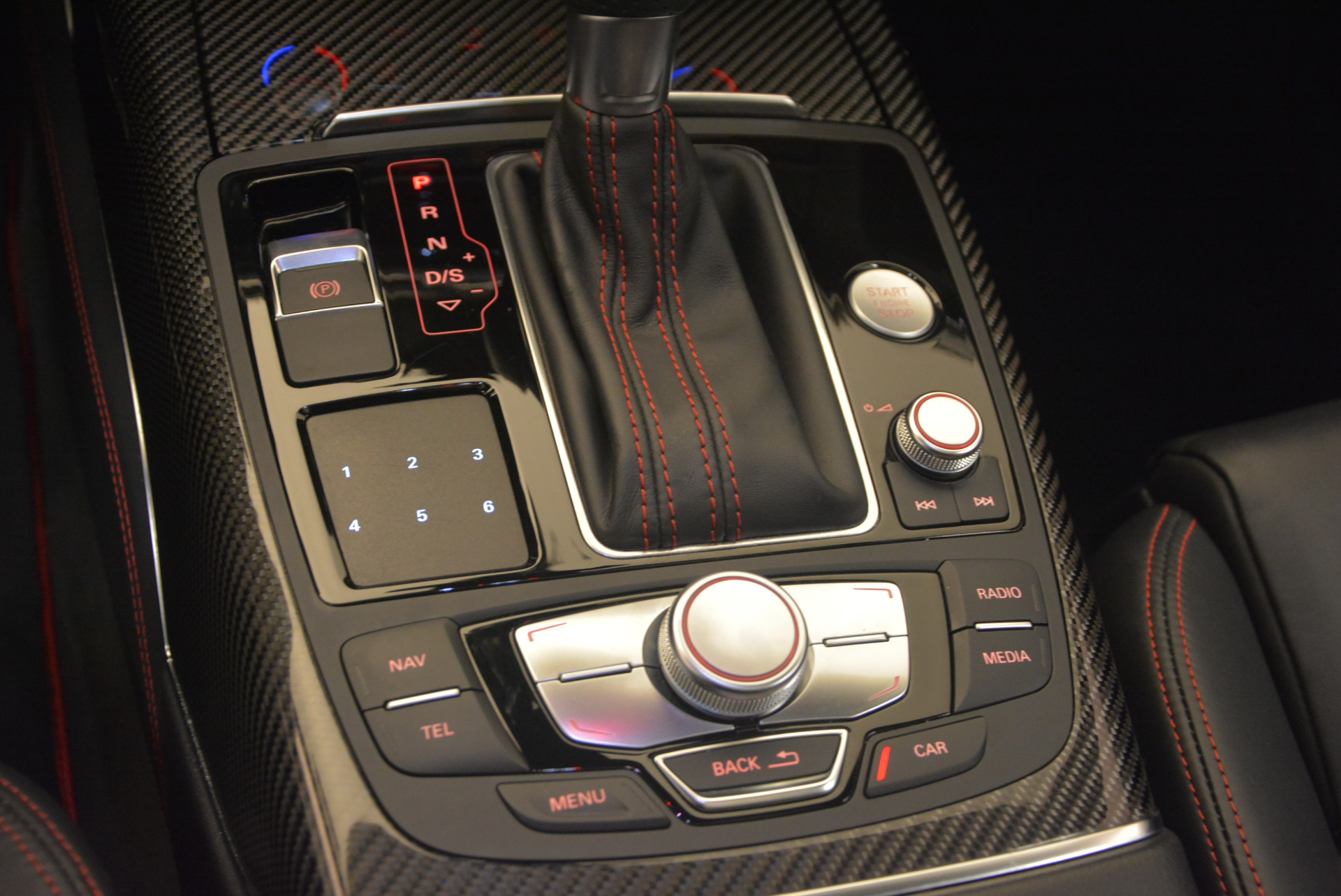 Used 2014 Audi RS 7 4.0T quattro Prestige For Sale In Westport, CT 1262_p29