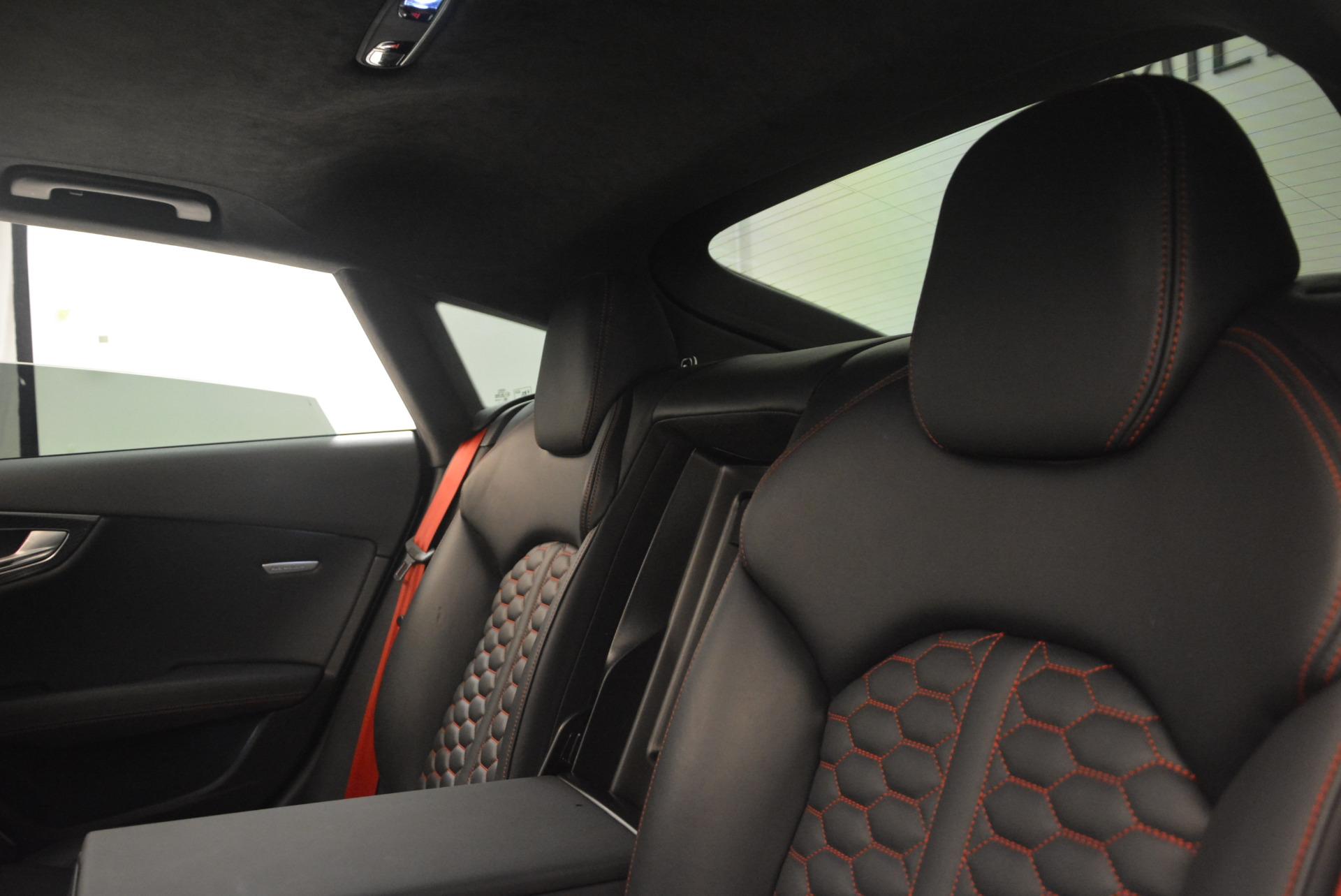 Used 2014 Audi RS 7 4.0T quattro Prestige For Sale In Westport, CT 1262_p34