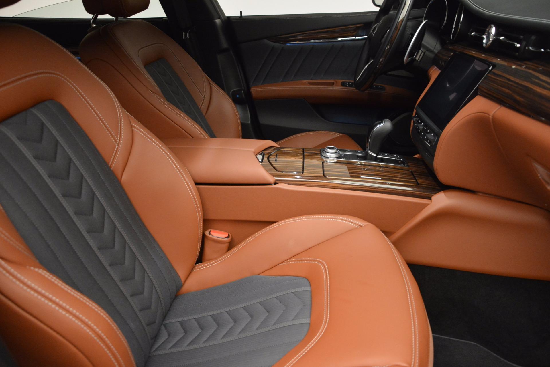 New 2017 Maserati Quattroporte S Q4 GranLusso For Sale In Westport, CT 1265_p17