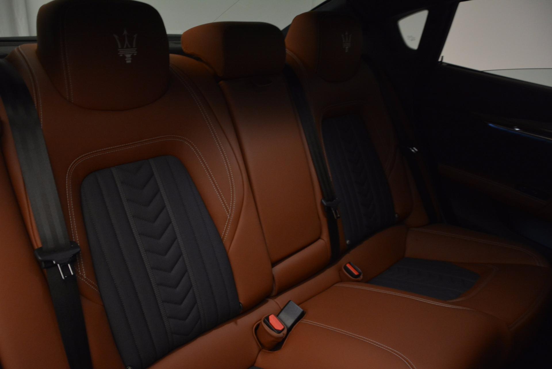 New 2017 Maserati Quattroporte S Q4 GranLusso For Sale In Westport, CT 1265_p21