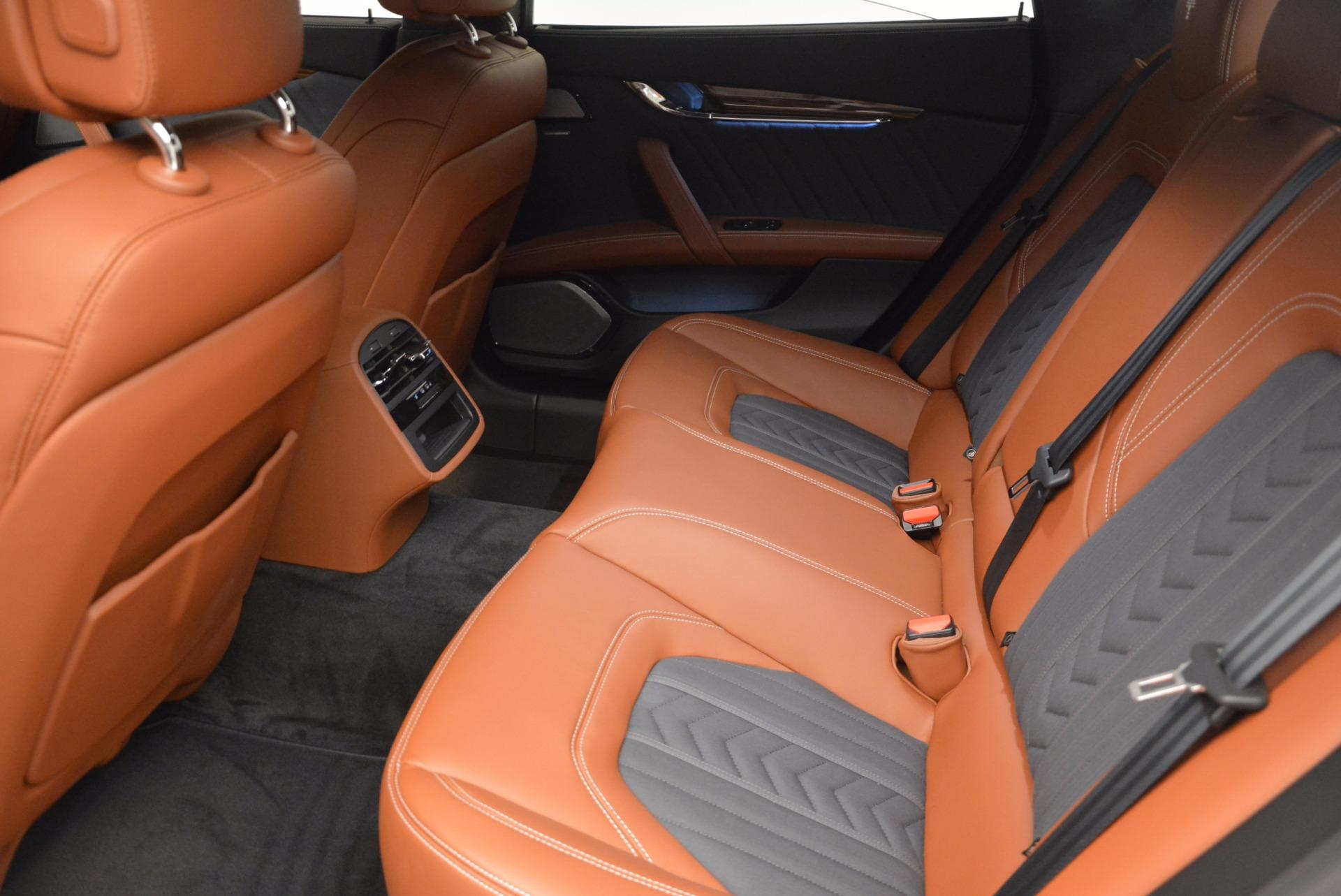 New 2017 Maserati Quattroporte S Q4 GranLusso For Sale In Westport, CT 1265_p28