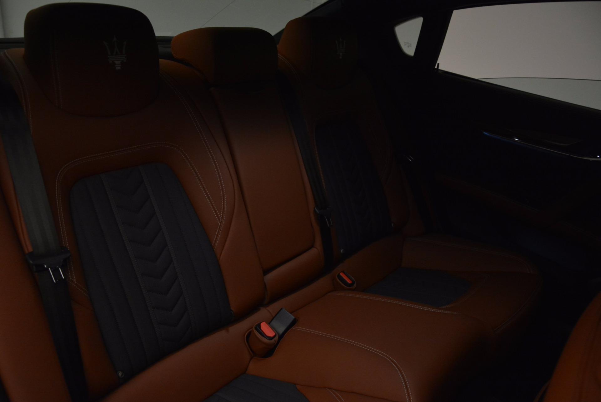 New 2017 Maserati Quattroporte S Q4 GranLusso For Sale In Westport, CT 1266_p23