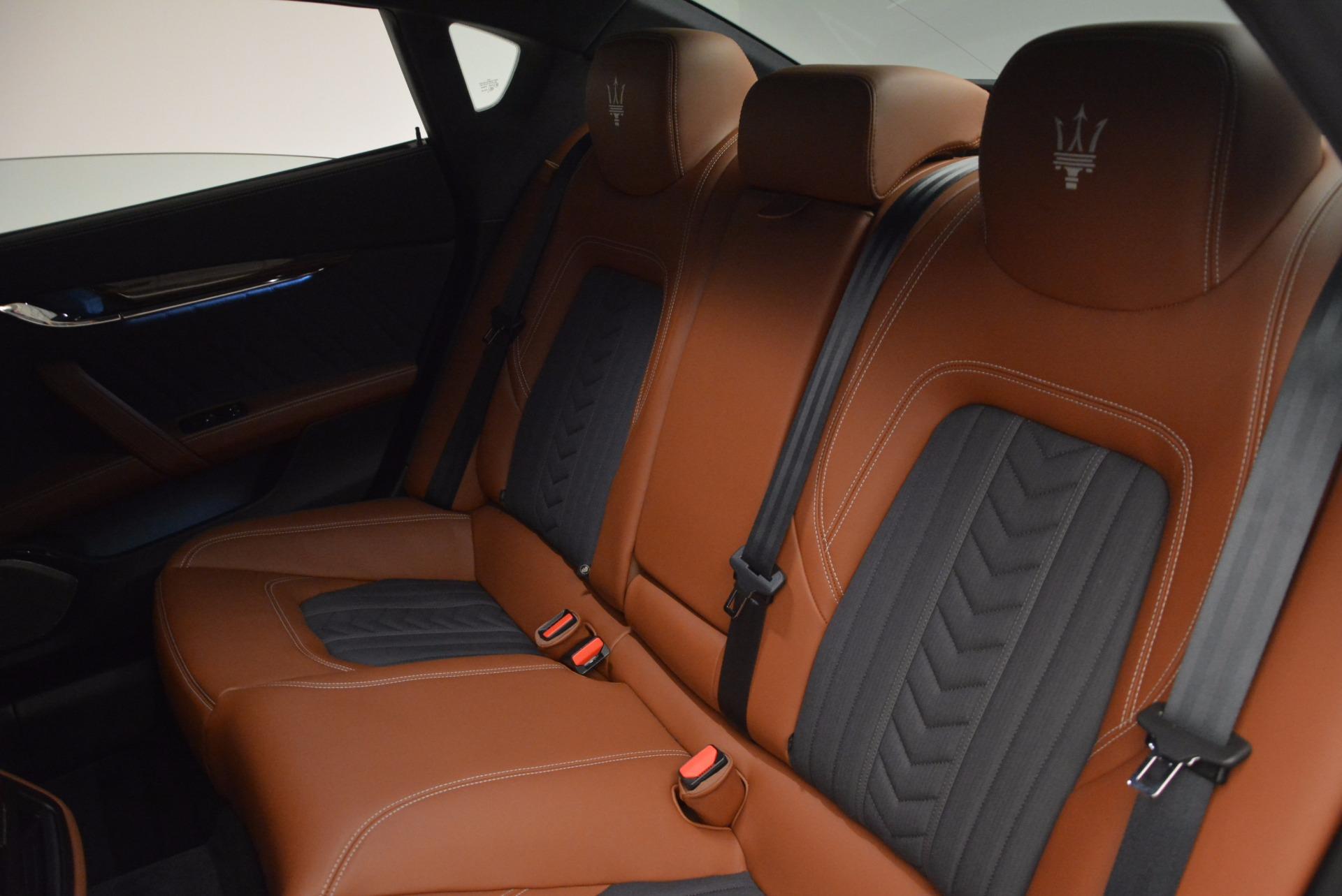 New 2017 Maserati Quattroporte S Q4 GranLusso For Sale In Westport, CT 1266_p30