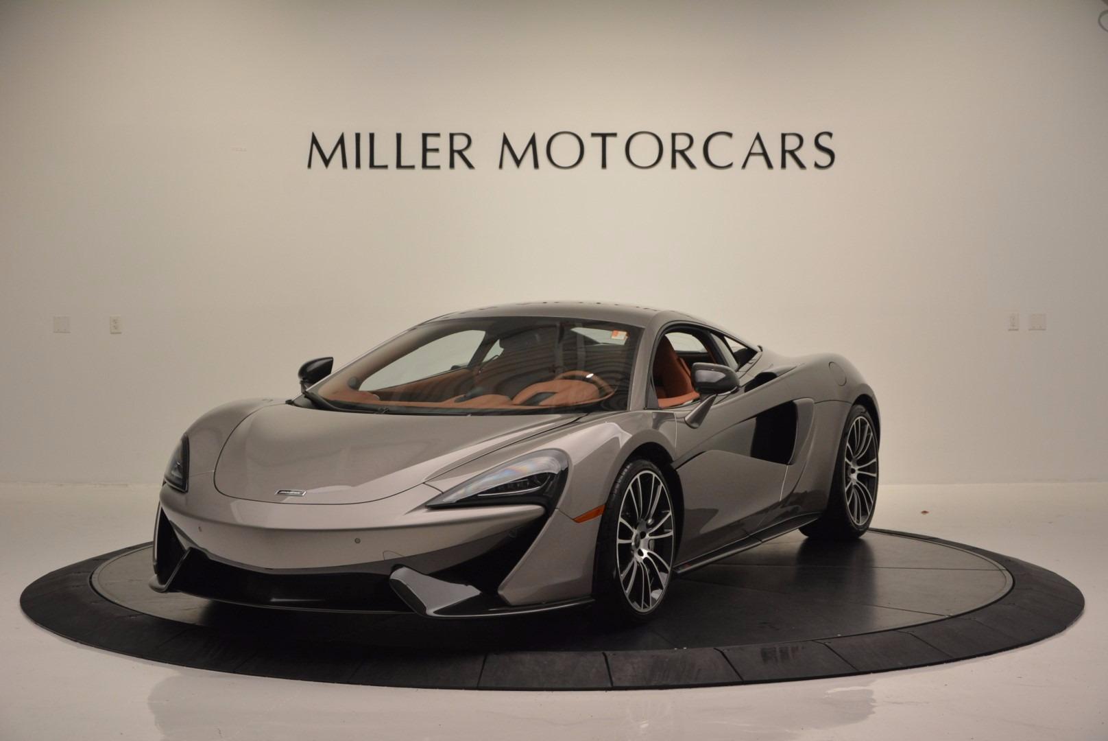 Used 2016 McLaren 570S  For Sale In Westport, CT 1267_main
