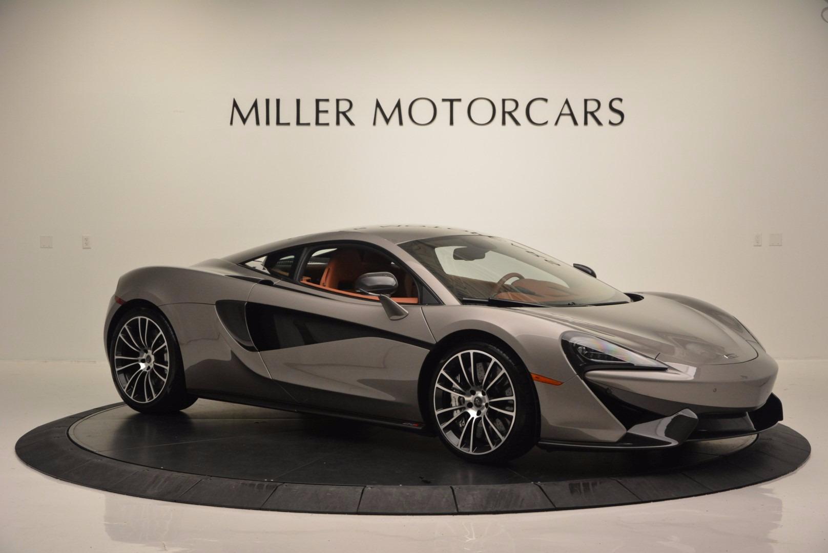 Used 2016 McLaren 570S  For Sale In Westport, CT 1267_p10