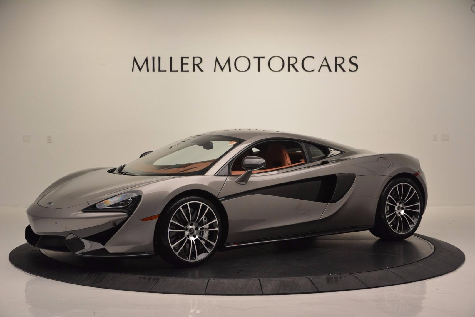 Used 2016 McLaren 570S  For Sale In Westport, CT 1267_p2