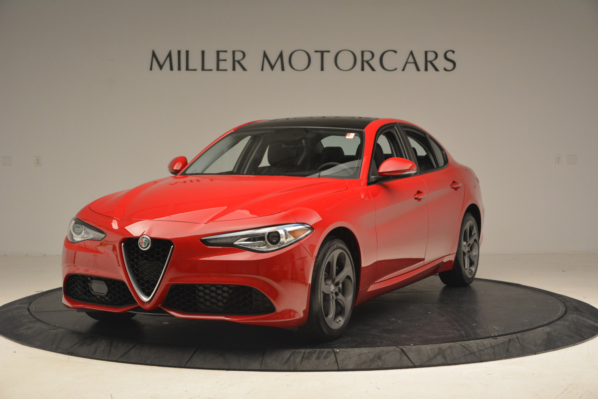 New 2017 Alfa Romeo Giulia Q4 For Sale In Westport, CT 1269_main