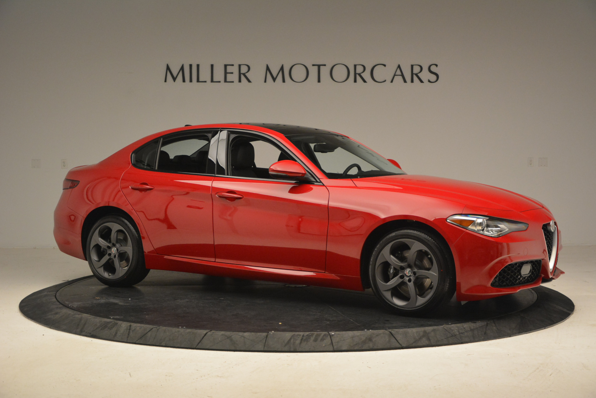 New 2017 Alfa Romeo Giulia Q4 For Sale In Westport, CT 1269_p12