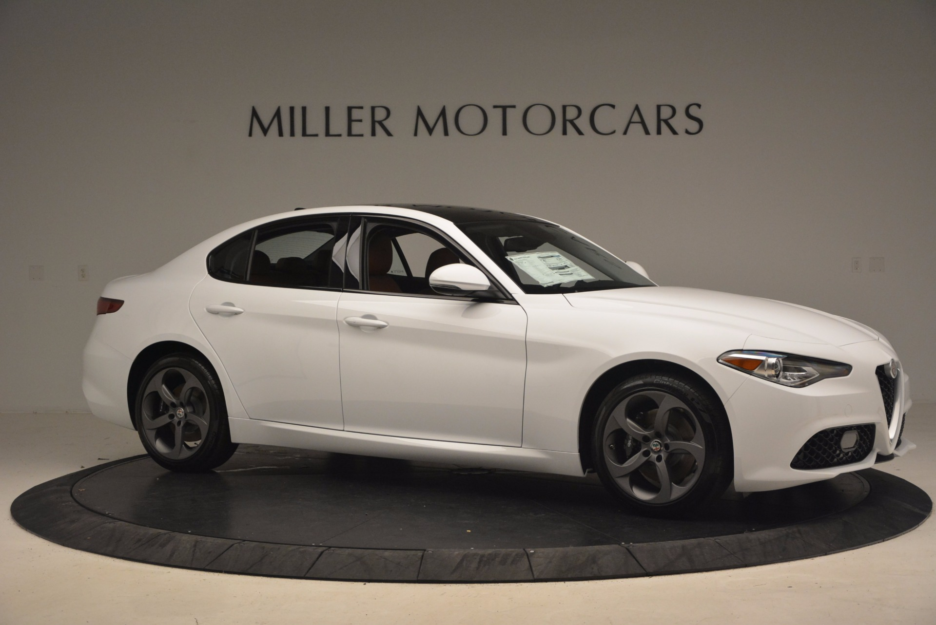 New 2017 Alfa Romeo Giulia Q4 For Sale In Westport, CT 1271_p11