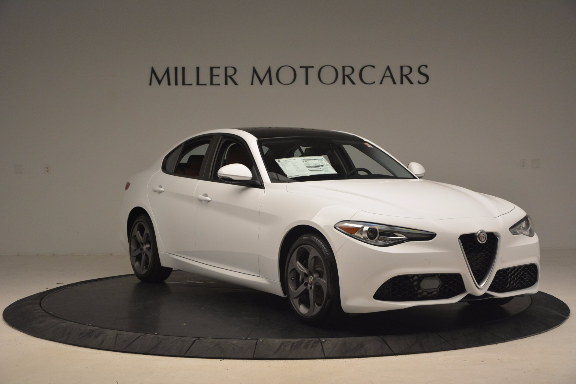 New 2017 Alfa Romeo Giulia Q4 For Sale In Westport, CT 1271_p12