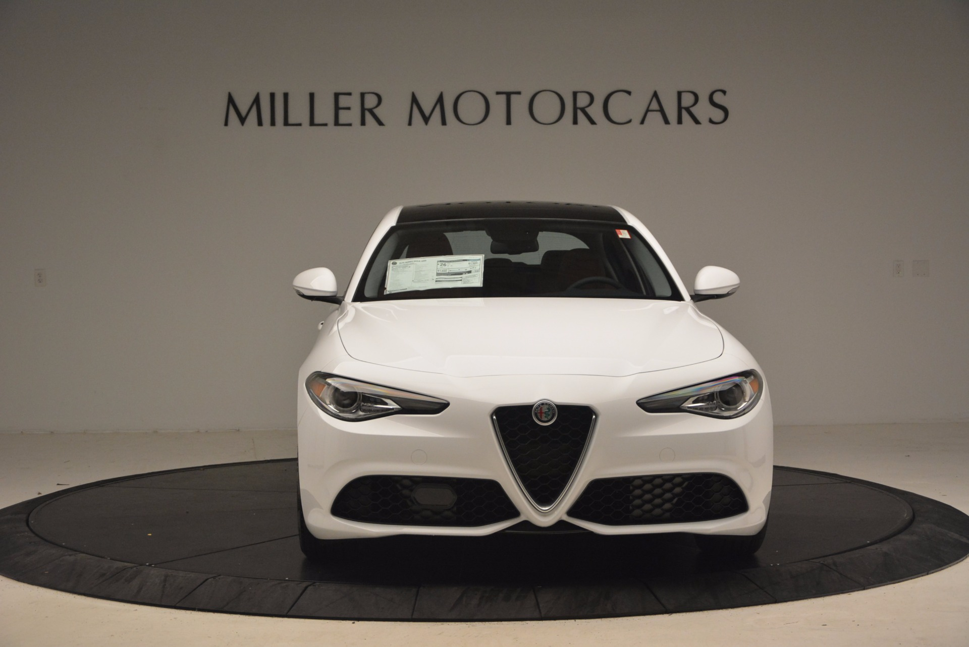 New 2017 Alfa Romeo Giulia Q4 For Sale In Westport, CT 1271_p13