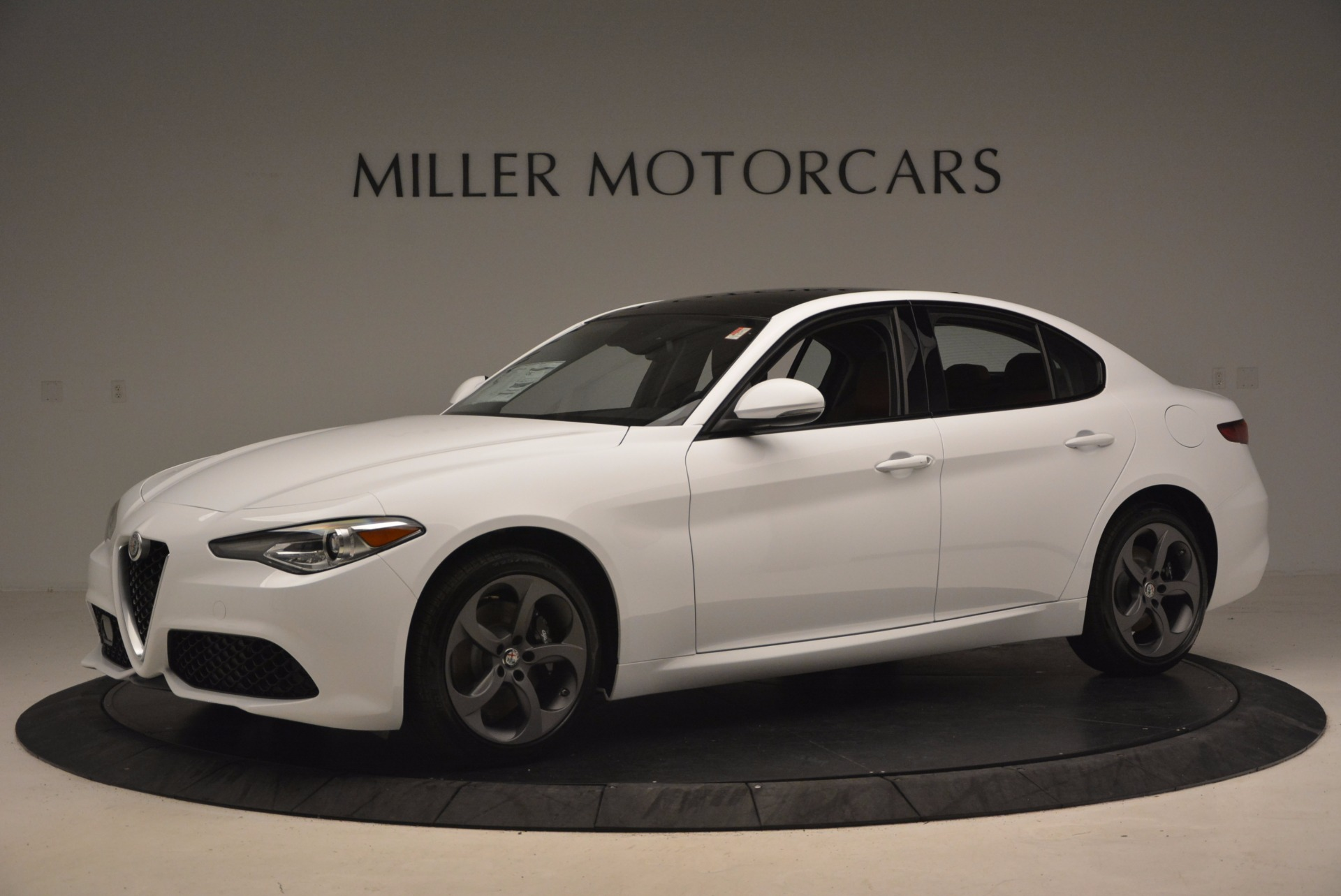 New 2017 Alfa Romeo Giulia Q4 For Sale In Westport, CT 1271_p3