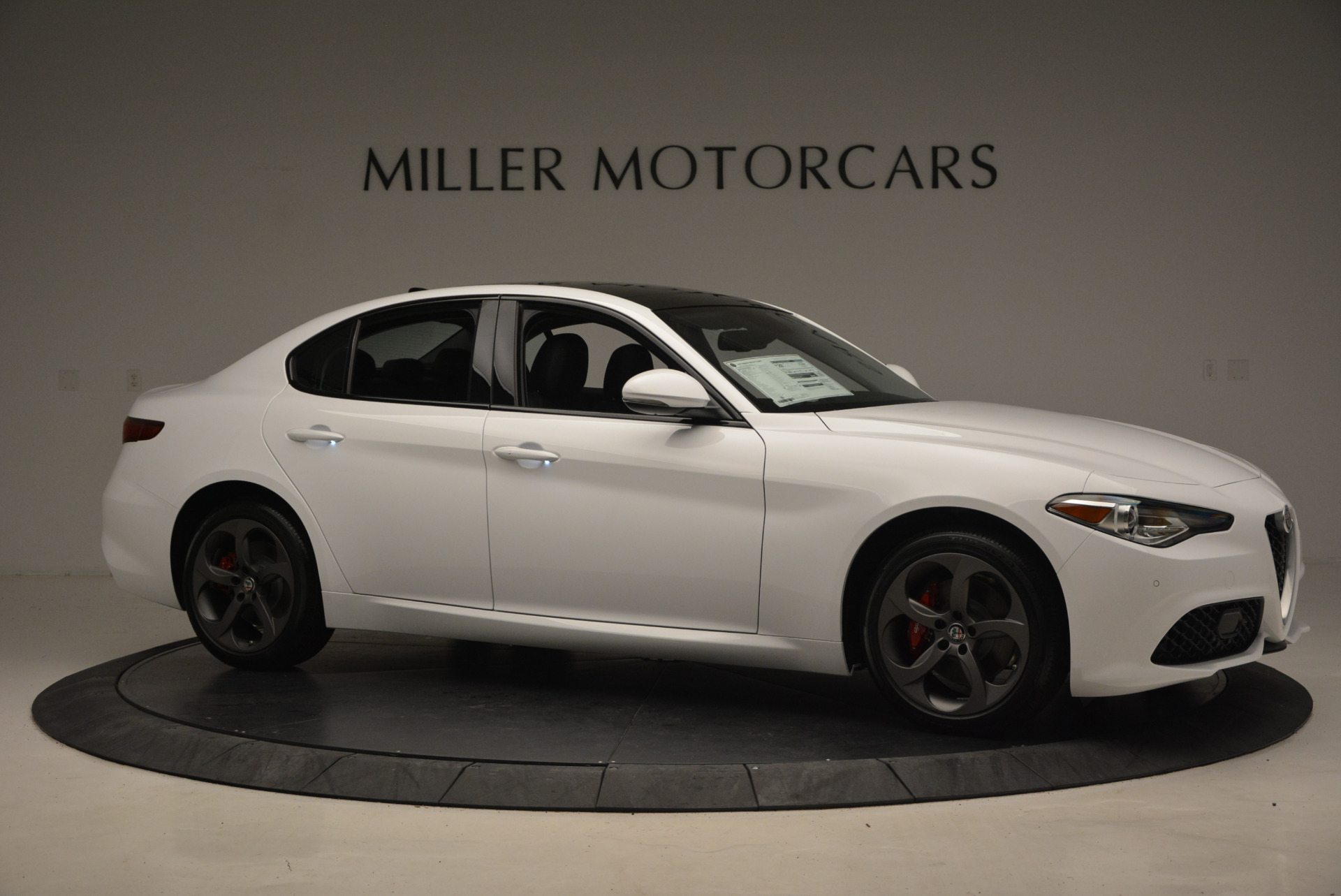 New 2017 Alfa Romeo Giulia Ti Sport Q4 For Sale In Westport, CT 1274_p10