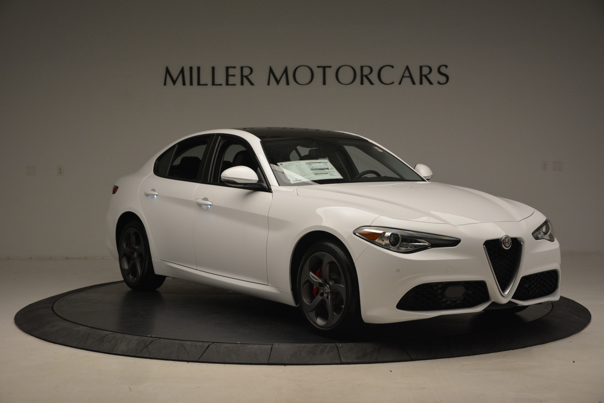New 2017 Alfa Romeo Giulia Ti Sport Q4 For Sale In Westport, CT 1274_p11