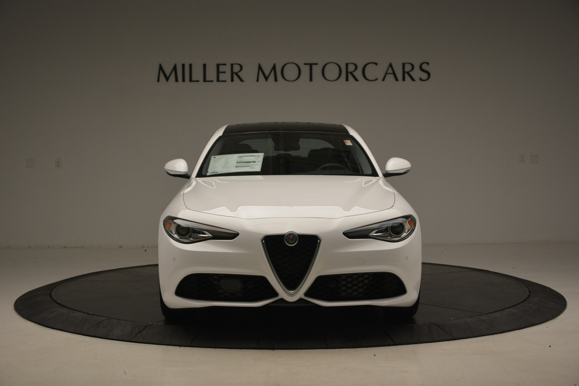 New 2017 Alfa Romeo Giulia Ti Sport Q4 For Sale In Westport, CT 1274_p12