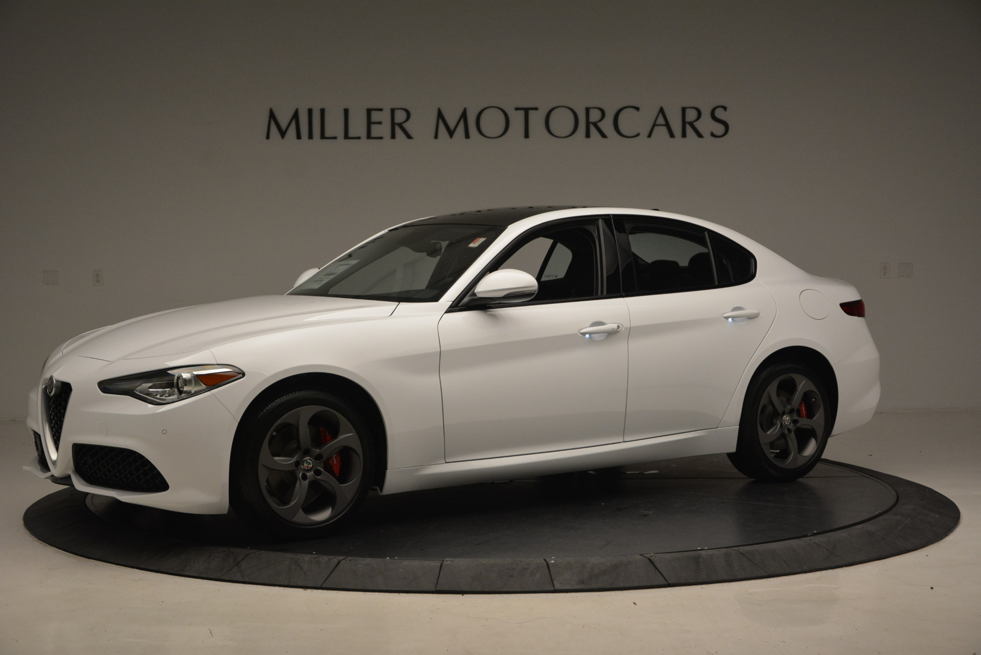 New 2017 Alfa Romeo Giulia Ti Sport Q4 For Sale In Westport, CT 1274_p2