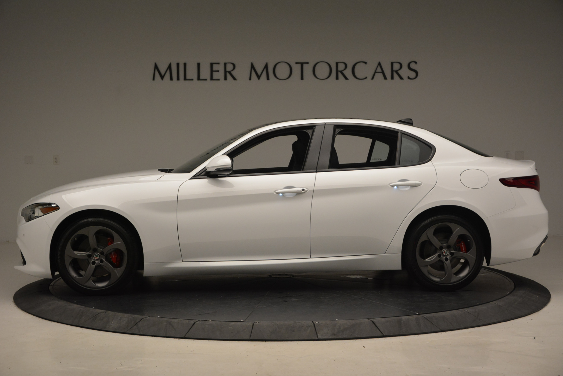 New 2017 Alfa Romeo Giulia Ti Sport Q4 For Sale In Westport, CT 1274_p3