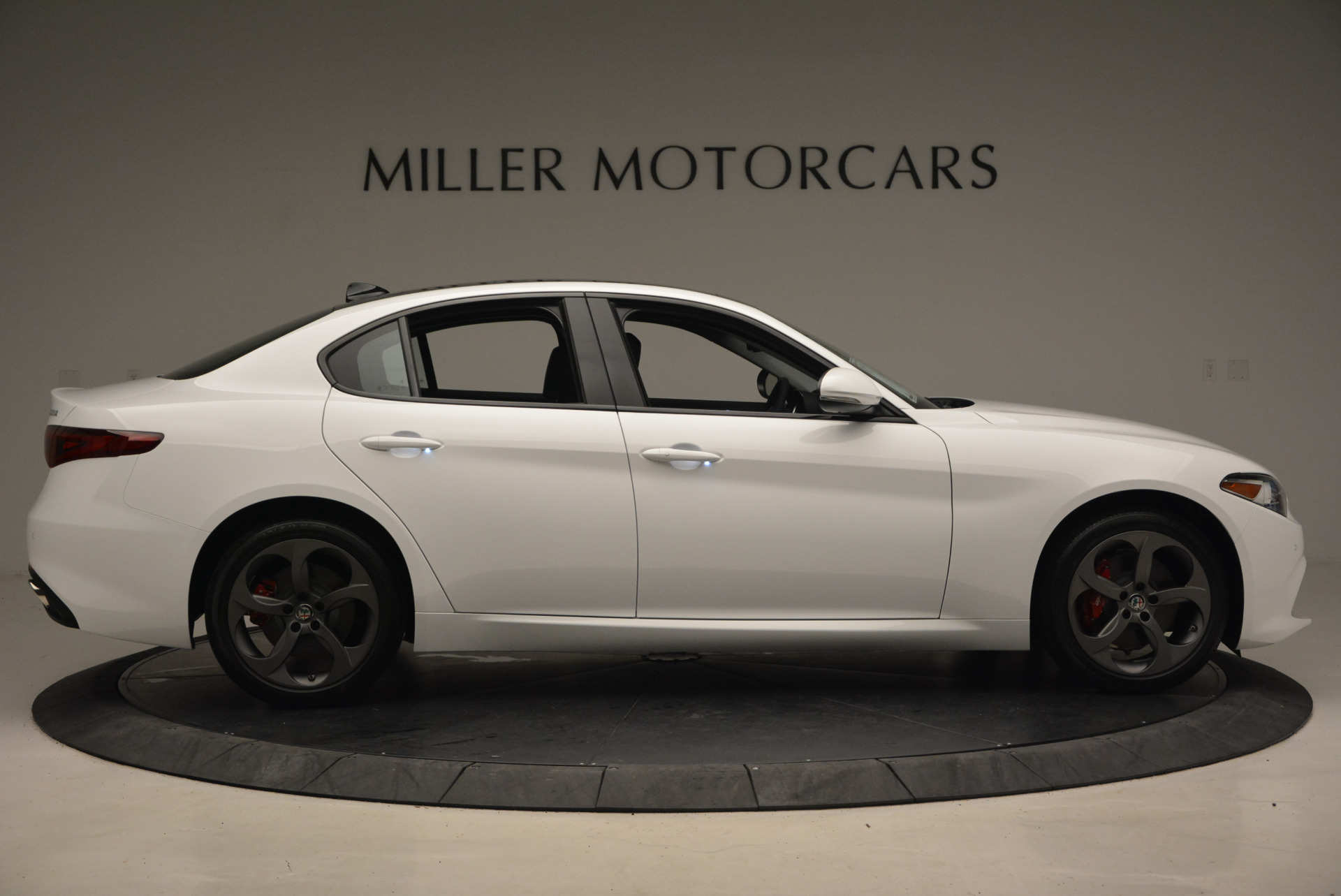 New 2017 Alfa Romeo Giulia Ti Sport Q4 For Sale In Westport, CT 1274_p9